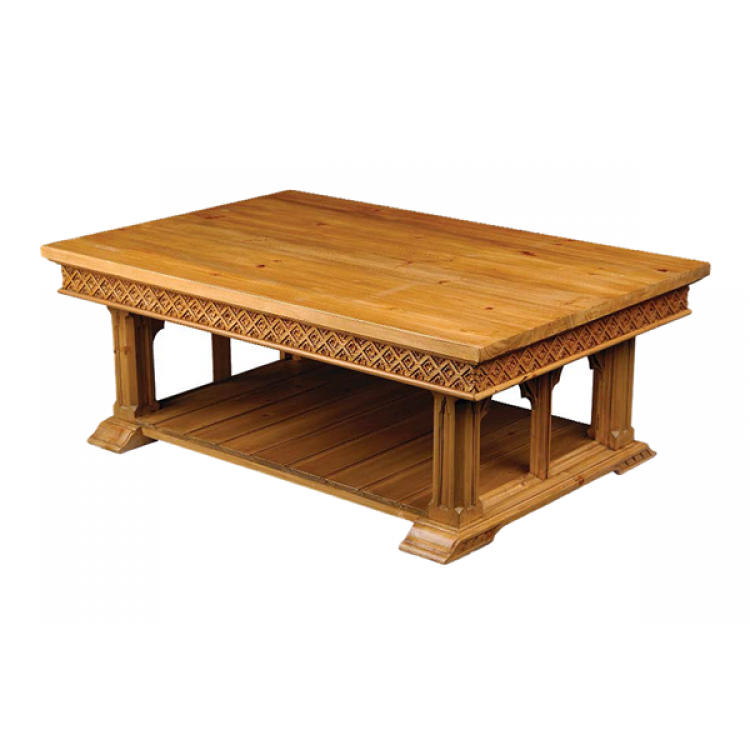 Http Woodpeckeronline Co Uk Gothic 48 Coffee Table